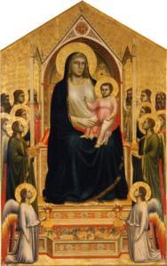 3La Vierge d'Ognissanti